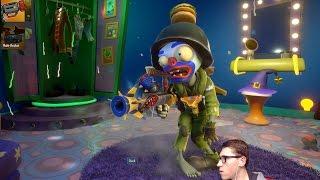 Plants vs Zombies: Garden Warfare 2 - Квесты СУПЕР МОЗГА
