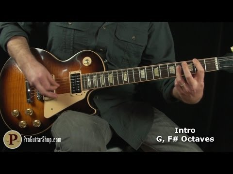 Led Zeppelin - Out On The Tiles Guitar Lesson
