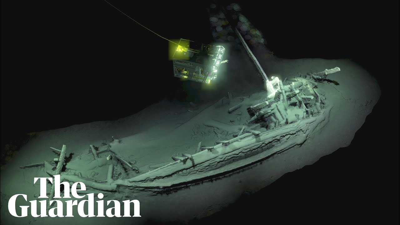 Scientists Find New Vessel For >> An Incredible Find Scientists Discover More Than 60 Shipwrecks In