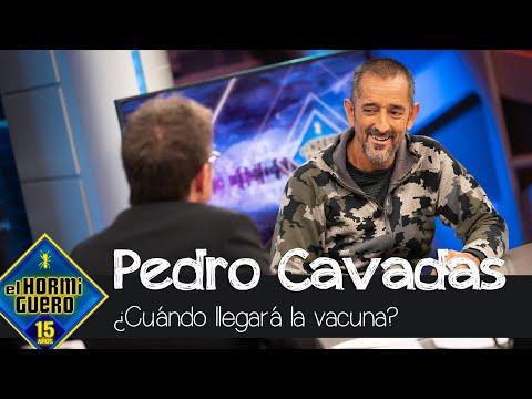 Pedro Cavadas ¿Cuándo llega la vacuna contra el coronavirus? - El Hormiguero