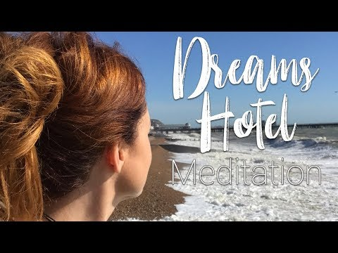 The Real Dreams Hotel Tour | ASMR Sleep Meditation