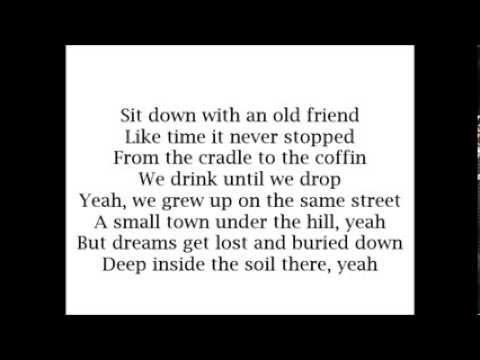 Daughtry- 18 Years(With Lyrics)