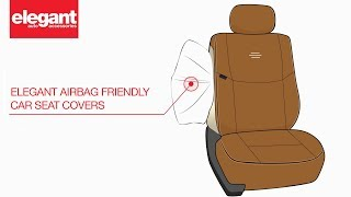 Airbag Friendly Seat Covers Online | Side Airbag Seat Covers | Best Car Accessories Online