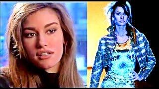 Supermodel Susan Holmes - Interview (1992)