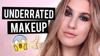 TUTORIAL USING UNDERRATED MAKEUP! | JamiePaigeBeauty