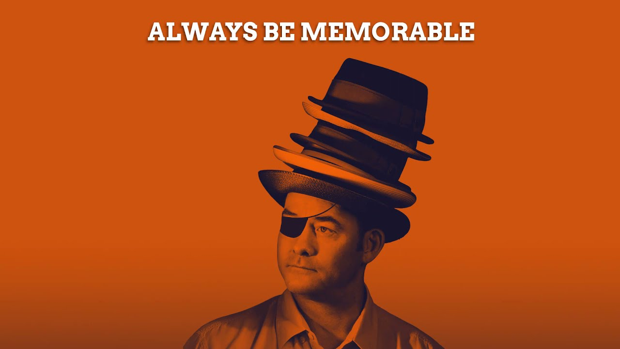 Download Always Be Memorable (Stand-up Comedy)   David Koechner