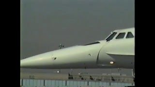 Airliners 4 - 1995 JFK Air France Concordes