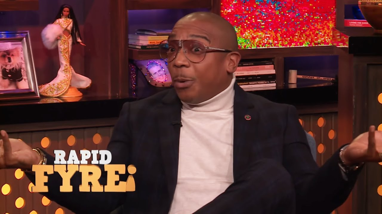 Ja Rule Gets Grilled on the Fyre Festival | WWHL