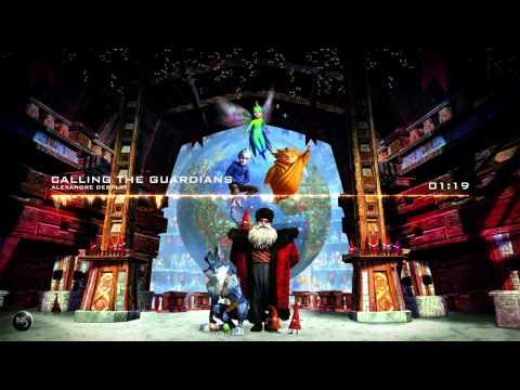 Alexandre Desplat - Calling the Guardians Rise of the guardians