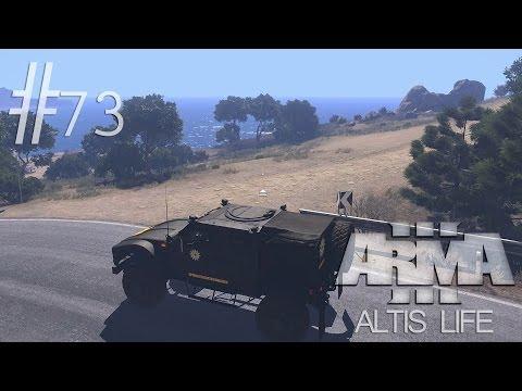 ALTIS LIFE | Part #73 | Uwe aus Frankfurt(Oder) | Let's Play Altis Life [ Arma 3 Mod ]