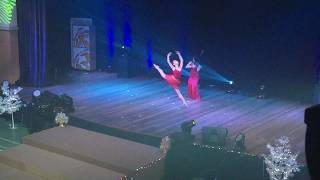 SRI KL CHARITY CONCERT - Electrifying violin and ballet dancers performance