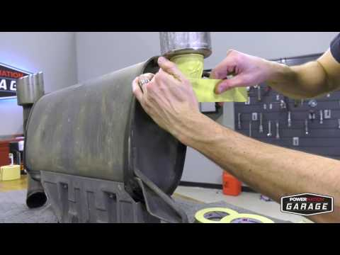 How To Paint Your Exhaust Tip For A Custom Look - YouTube