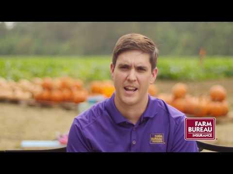 Louisiana Farm Bureau Agent Evan Raymond - East Baton Rouge Parish, LA