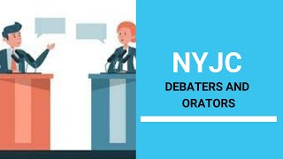NYJC Debaters and Orators
