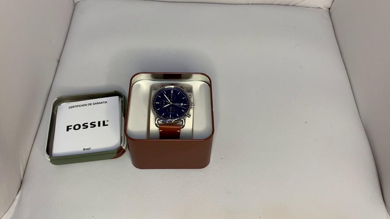 Relógio Fossil FS5401