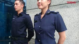 Police to sport a new uniform from April 16. Can you spot the difference?