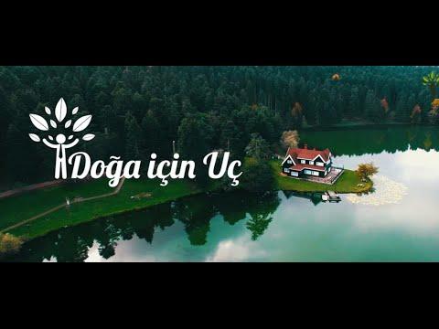 Doğa İçin Uç   Gökyüzünden Türkiye'nin Güzellikleri