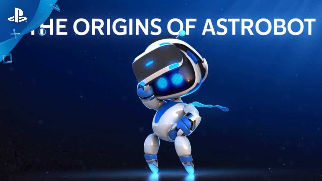 ASTRO BOT Rescue Mission – Origins Trailer | PS VR