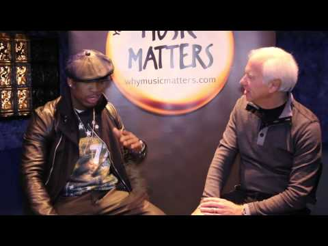 RIAA CEO Cary Sherman interviews multi-Platinum artist NE-YO
