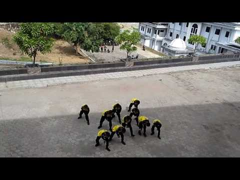 Step Dance SCOUT Al Ghafir MTs YMPI Rappang