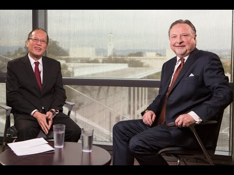 Interview with Benigno Aquino III, President of the Philippi
