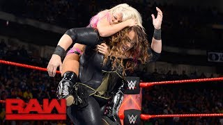 Alexa Bliss vs. Nia Jax - Raw Women's Championship Match: Raw, June 5, 2017