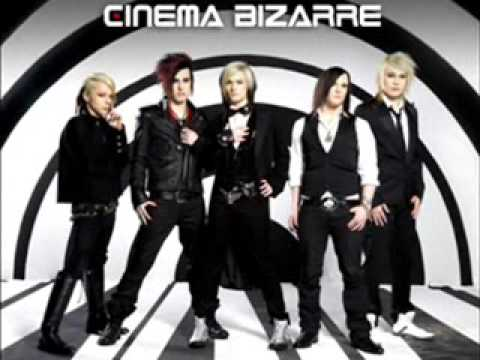 Cinema Bizarre - How does it feel? (with Lyrics) mp3