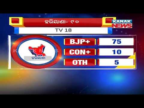 Big Debate : Who Will Govern In Maharashtra, Haryana,Have A Look On Exit Poll