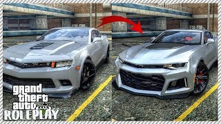 GTA 5 ROLEPLAY - TRADED UP THE CAMARO!! | Ep. 172 Civ