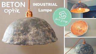 Lampenschirm selber machen | Lampe selber bauen | Lampenschirm basteln | Lampe selber bauen