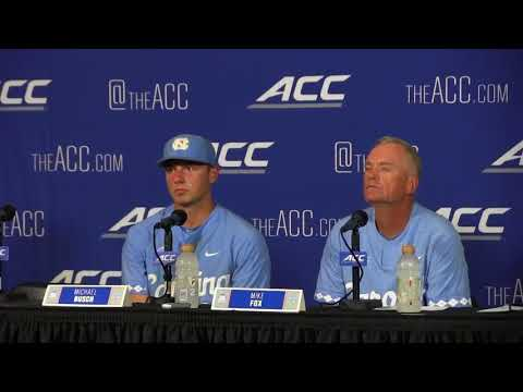 ICTV: UNC Baseball Press Conference Post-ACC T Loss to Pitt