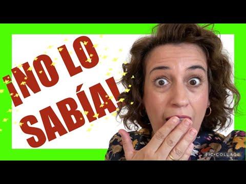 😱¡Qué CURIOSO! #10 cosas que NO SABÍAS del IDIOMA ESPAÑOL. (Bastante raras 😂😂)