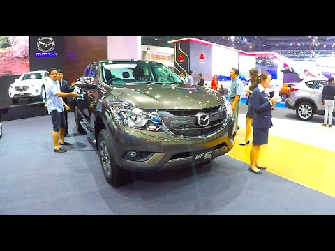 New pickup mazda bt 50 2016 2017 youtube new pickup mazda bt 50 2016 2017 altavistaventures Image collections