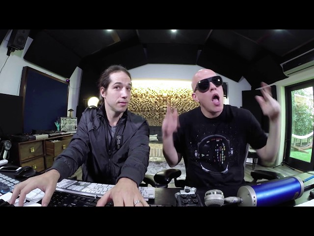 Infected Mushroom demo the INSANE capabilites of Gatekeeper