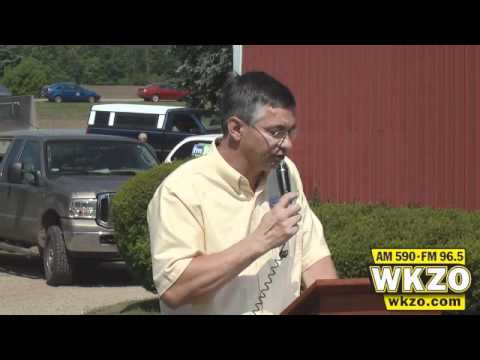 Brad Wenzel from Coloma Frozen Foods talks about the crop disaster affecting Michigan