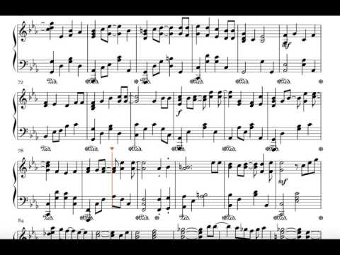 [Orange ED] Mirai「未来」- Kobukuro - Piano Sheet Music