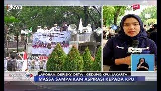 Situasi Apel Siaga 313 Putihkan KPU dan KPUD se-Indonesia - iNews Siang 31/03