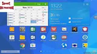 Déplacer un fichier  de votre tablette ou téléphone vers google drive