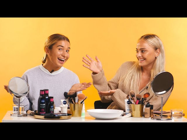 GET READY WITH ALICE STENLÖF & LINNEA WIDMARK