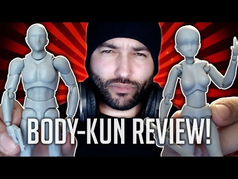 Really Worth It? Drawing With BODY-KUN & BODY-CHAN | Unboxing Review
