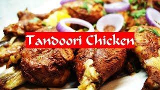 Tandoori Chicken Hähnchen | indisch kochen | InderKocht Folge 77