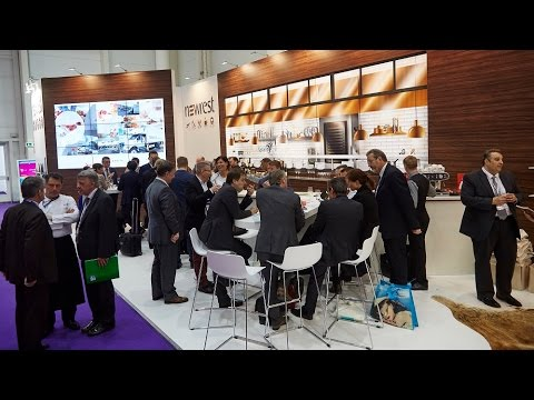 Highlights from World Travel Catering & Onboard Services Expo 2015