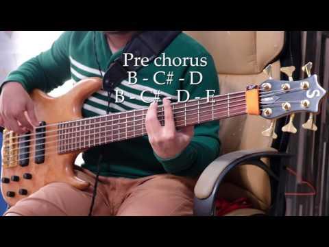 Perisaiku ( Bass Cover Kensmith )