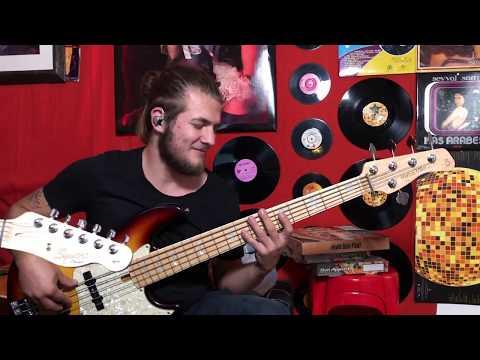 Live Bass Cover ( Atiye - Kal ) Ft. Keremcem Takım