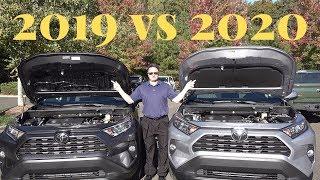 Is 2020 RAV4 Quieter than 2019? Decibel Level Test Decides!