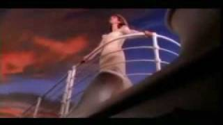 My Heart will go on-Titanic theme song video ( Celine Dion )