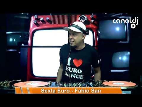 DJ Fabio San - Eurodance - Programa Sexta Flash - 28.05.2021 Bloco2