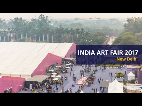 India Art Fair 2017 I Inside-Out of 9th Edition