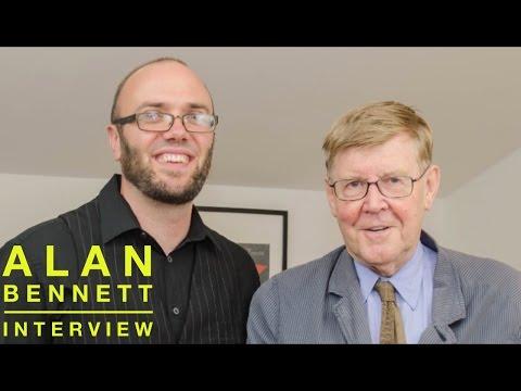 Mr Bruff Meets: Alan Bennett (The History Boys) Part 1 of 2