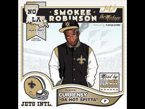 Curren$y  ft Wiz Khalifa,Nesby Phips- Mazaltov (Smokee Robinson Mixtape)